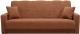 Диван ЛМФ Астра (светло-коричневый) -