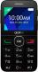 Мобильный телефон Alcatel 2008G (черный/белый) -