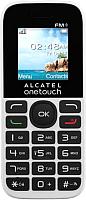 Мобильный телефон Alcatel One Touch 1054D (белый) -