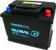 Автомобильный аккумулятор Global 6СТ-55 MF R (55 А/ч) -