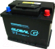 Автомобильный аккумулятор Global 6СТ-55 SMF R (55 А/ч) -