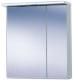 Шкаф с зеркалом для ванной Акваль Эмили 60 (AL.04.60.10.L) -