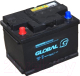Автомобильный аккумулятор Global 6СТ-64 MF L (64 А/ч) -