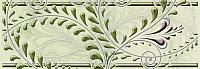Бордюр Березакерамика Елена каприз зеленая (200x70) -