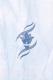 Декоративная плитка Березакерамика Елена цветок синий (200x300) -