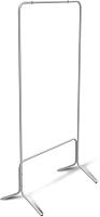 Стойка для одежды Sheffilton SHT-WR4040 (серый/черный) -