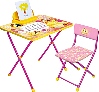 Стол+стул Ника Д4Б Disney 4 Белль -