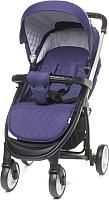 Детская прогулочная коляска 4Baby Atomic 2017 (фиолетовый) -