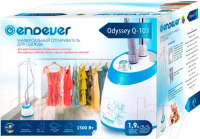 Отпариватель Endever Odyssey Q-103 (синий)