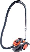 Пылесос Endever Skyclean VC-550 (серый/оранжевый) -