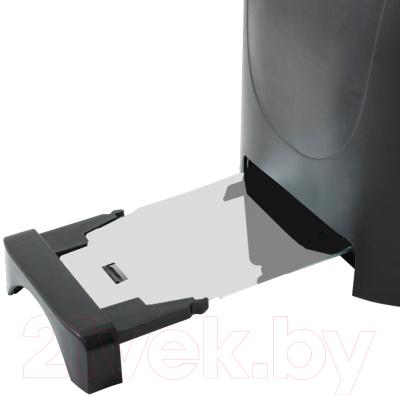 Тостер Endever Skyline ST-117 (черный/сталь)