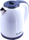 Электрочайник Endever Skyline KR-242S (белый/серый) -