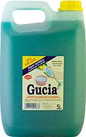 Средство для мытья посуды Gucia Зеленый (5л) -