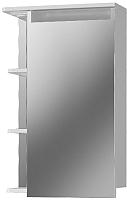 Шкаф с зеркалом для ванной Belux Сонет-Сити ВШ61 (левый) -