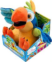 Интерактивная игрушка Dream Makers Попугай Дразнилкин (POD0\M) -
