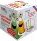Набор для опытов Qiddycome Цветные червяки X010 -