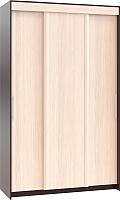 Шкаф Сокол-Мебель ШР-156.3 (венге/беленый дуб) -