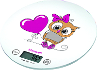 Кухонные весы Maxwell MW-1472W -