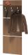 Вешалка для одежды Сокол-Мебель ВШ-5.1 (ясень шимо) -