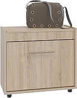 Тумба для обуви Сокол-Мебель ТП-6 (дуб сонома) -