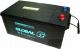 Автомобильный аккумулятор Global 6СТ-120 MF L (120 А/ч) -