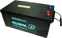 Автомобильный аккумулятор Global 6СТ-230 SMF L (230 А/ч) -