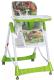 Стульчик для кормления Lorelli Primo Green Mushrooms (10100051721) -