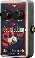 Педаль электрогитарная Electro-Harmonix Satisfaction Fuzz -