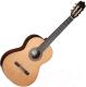 Акустическая гитара Alhambra 4 Open Pore -