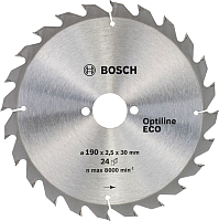 Диск пильный Bosch Optiline Eco 2.608.641.789 -