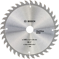 Диск пильный Bosch Optiline Eco 2.608.641.786 -