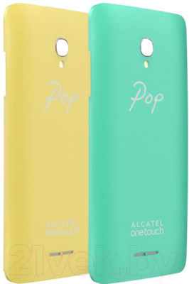 Смартфон Alcatel One Touch POP Star 4G / 5070D (белый) - сменные панели
