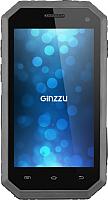 Смартфон Ginzzu RS81D (черный) -