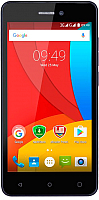 Смартфон Prestigio Muze K5 5509 Duo / PSP5509DUOBLACK (черный) -