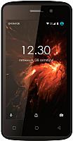 Смартфон Ginzzu S4030 (черный) -