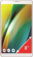 Планшет Ginzzu GT-8010 16GB LTE (белый) -