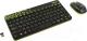 Клавиатура+мышь Logitech MK240 (920-008213) -