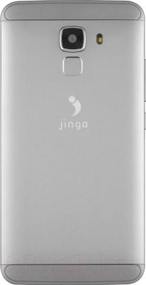 Смартфон Jinga Iron (серый)