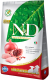 Корм для собак Farmina N&D Grain Free Chicken & Pomegranate Puppy Small & Medium (12кг) -