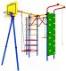 Игровой комплекс Romana Джунгли СК-3.3.15.24 -