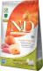 Корм для собак Farmina N&D Grain Free Pumpkin Boar & Apple Adult Mini (0.8кг) -