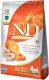 Корм для собак Farmina N&D Grain Free Pumpkin Codfish & Orange Adult Mini (0.8кг) -