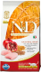 Корм для кошек Farmina N&D Low Grain Chicken & Pomegranate Neutered (0.3кг) -