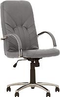 Кресло офисное Nowy Styl Manager Steel Chrome (Eco-70) -