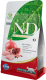 Корм для кошек Farmina N&D Grain Free Chicken & Pomegranate Adult (0.3кг) -