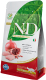 Корм для кошек Farmina N&D Grain Free Chicken & Pomegranate Neutered (0.3кг) -