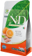 Корм для кошек Farmina N&D Grain Free Codfish & Orange Adult (0.3кг) -