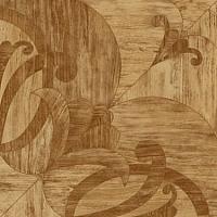 Плитка Golden Tile Венеция А3Н830 (435x435, темно-бежевый) -