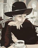Картина по номерам Menglei Мадам (MG069) -