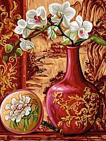 Картина по номерам Picasso Орхидея в кувшине (PC3040030) -